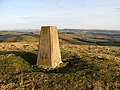 Old Fawdon Hill trig point - geograph.org.uk - 638988.jpg