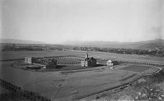 University of Montana - University of Montana circa 1900