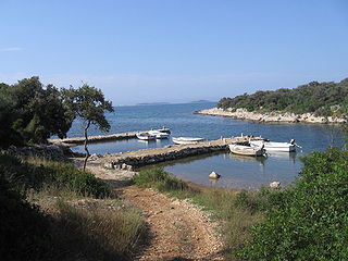 Olib island
