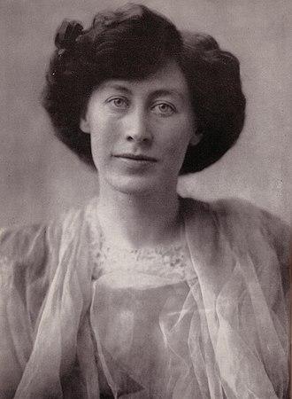 George Charles Beresford - Image: Olive Custance, 1902