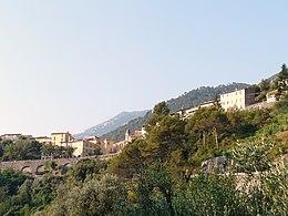 Panorama di Olivetta San Michele