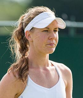 Olivia Rogowska Australian tennis player
