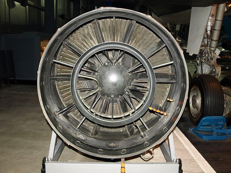 Olympus 593 FAAM Turbine