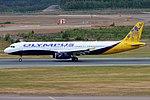Olympus Airways, SX-ACP, Airbus A321-231 (43153469561).jpg