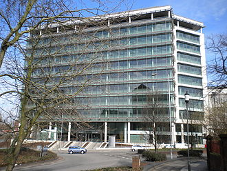Hibu - One Reading Central, Hibu's current head office in Reading