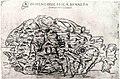 Orazio Marinari, Disegno dell'Isola di malta con li soi casali, 1645.jpg