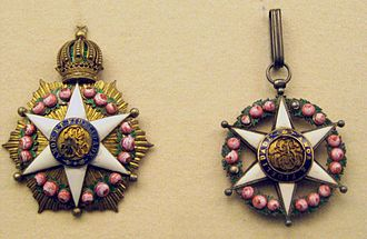 Order of the Rose - Imperial Order of the Rose