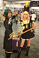 Otakuthon 2014- Uzu Sanageyama and Nonon Jakuzure (15016931996).jpg