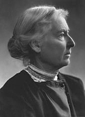 Ottilia Adelborg - Ottilia Adelborg in later life, n.d.