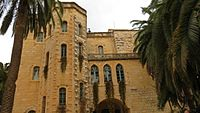 Our Lady of the Ark of the Covenant – Abu Ghosh 02.jpg