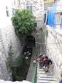 Outlet from Hezekiah's Tunnel (3782647561).jpg