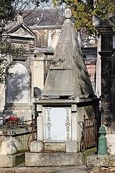 Tomb of Joseph Joachim Da Gama Machado