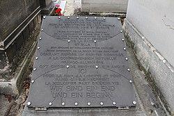 Grave of Schreiterer