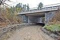 Pörtschach Autobahn-Unterführung zum Biomasse-Heizwerk 21112013 969.jpg