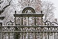 Pörtschach Johannaweg 5 Villa Wörth Ausschnitt vom Einfahrtstor 03012016 9921.jpg