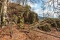 Pörtschach Leonstein Gloriettenweg W-Aufgang zur Hohen Gloriette 29032020 8602.jpg