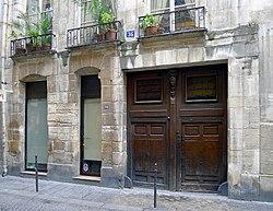 P1140131 Paris IV rue Quincampoix n°36 rwk.JPG