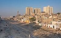 PK Karachi asv2020-02 img58 Cantonment station area.jpg