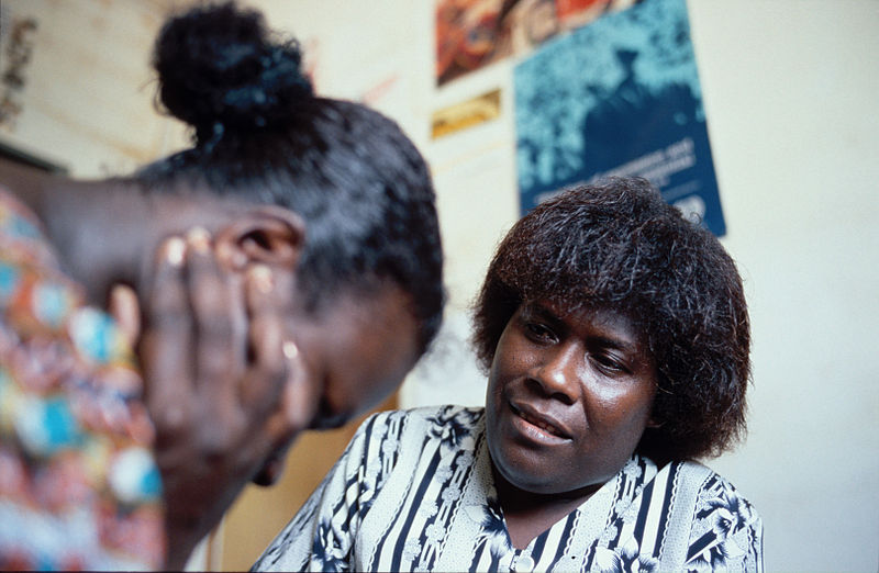 File:PNG counselling service for women. PNG 2008. Photo- AusAID (10713786424).jpg