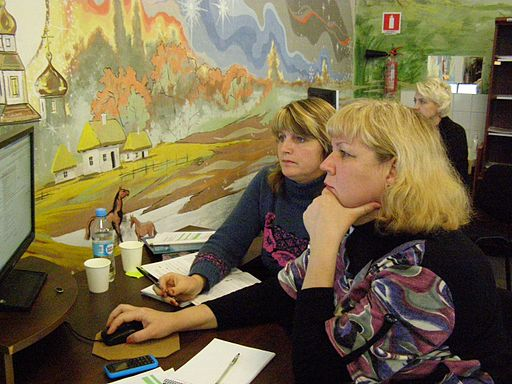 PWMUA Wikitraining at Kamianske 2016-11-20