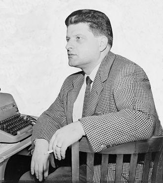 Paddy Chayefsky - Chayefsky in 1958
