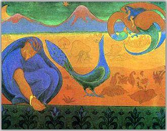 Paul Ranson - Image: Paesaggio nabi paul ranson