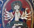 Painting in the Kumbum, Gyantse, Tibet (10).jpg