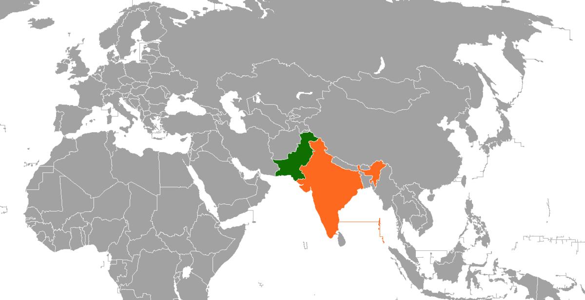 international media on india and pakistan relationship