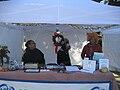 Palmer Park Christmas Arts Market 2010 Information Hats.JPG