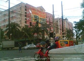 Pandacan - Modern residential housing in Pandacan
