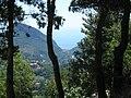 Panorama dal castello di Cava Dei Tirreni (foto di Peppe Pepe) - panoramio - Giuseppe Pepe.jpg