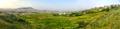 Panorama sur la ville de Tétouan depuis la région de Bouanane (Sud).png
