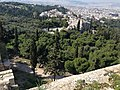 Panorama view of Athens city view from Acropolis in 2020.01.jpg