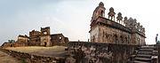 कालिंजर दुर्ग के महल