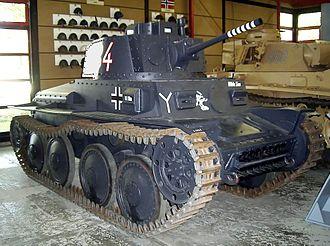 Panzer 38(t) - Panzerkampfwagen 38(t) Ausf. S