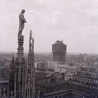 Torre Velasca - Image: Paolo Monti Servizio fotografico BEIC 6365460