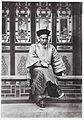 Paou-keun, Manchu Minister of State Wellcome L0040969.jpg