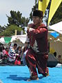 Parangal Dance Co. performing Langka Kuntao at 14th AF-AFC 4.JPG