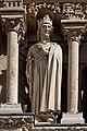 Paris - Cathédrale Notre-Dame -Galerie des rois - PA00086250 - 008.jpg