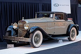 Paris - RM auctions - 20150204 - Delage Series C Drophead Coupé - 1930 - 009.jpg