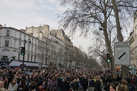 Paris Rally, 11 January 2015 - Boulevard Beaumarchais - 03.jpg