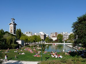 Parc Georges-Brassens - Parc Georges-Brassens