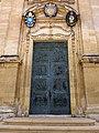Parish Church of St George - main door.jpg