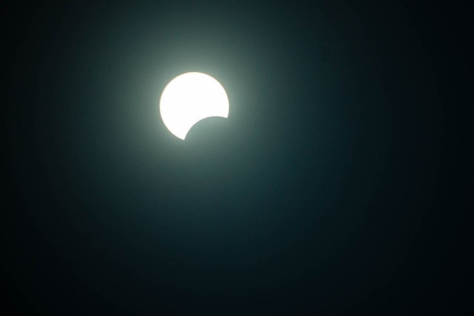 Partial Solar Eclipse (29096453620)