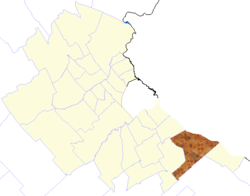 Berazategui Partido in relation to Gran Buenos Aires