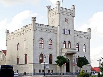 Pasym - Town Hall