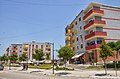 Patos, Albania - Streets and Residential Buildings 2019 04.jpg