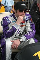 Dempsey at the 2008 Rolex 24 Hours of Daytona