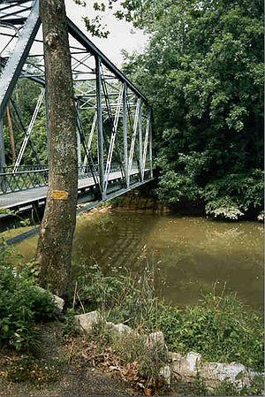 Patuxent River - Patuxent River near Bowie