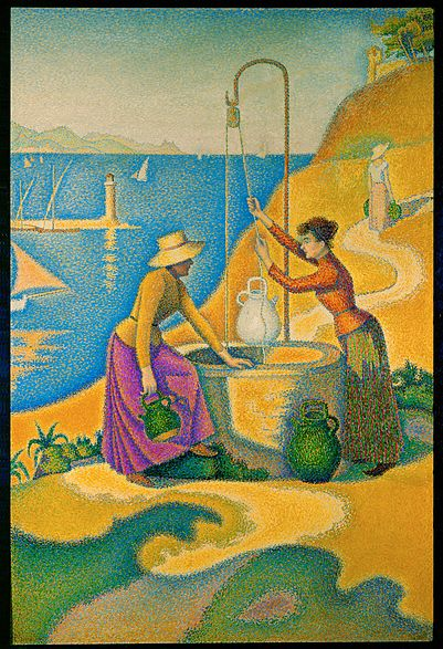 File:Paul Signac Femmes au puits 1892.jpg